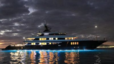 Superyacht Cruising